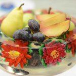 קערת פירות ג'לי