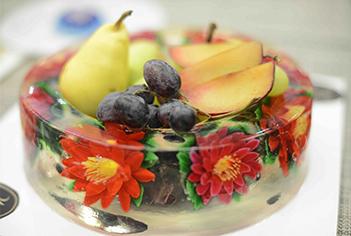 סלטים פירות וירקות